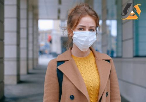 ماسک زدن در محیط کار